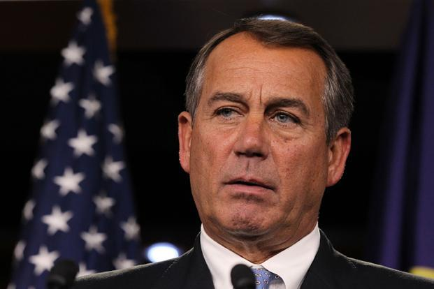 US House speaker John Boehner. Photo: Alex Wong/Getty Images