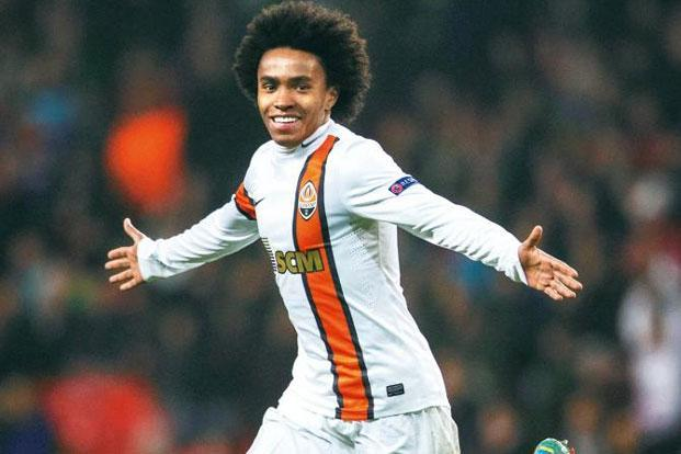 Willian Borges da Silva. Photo: Andreas Hillergren/AFP