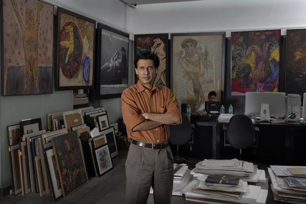Market Research Companies >> Osian's art auction house close to loan recast with Axis ...