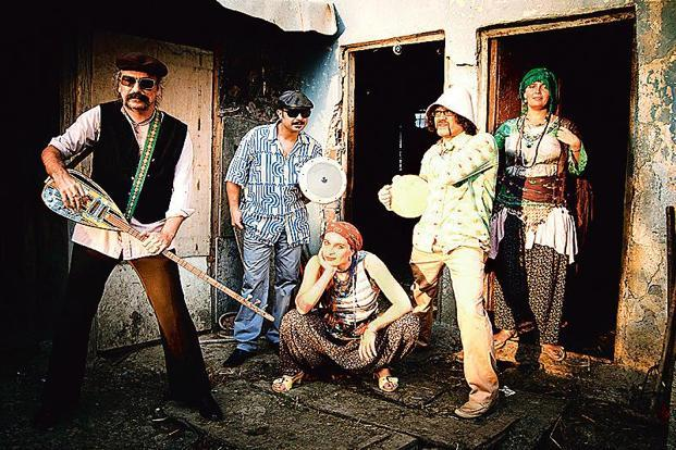 Turkey's band BaBa ZuLa will play at the Amarrass festival in Delhi.