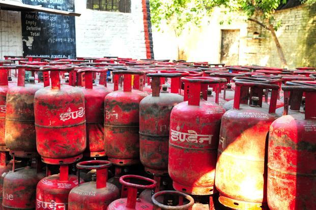 The government had on 13 September decided to restrict the supply of subsidised LPG to 6 cylinders of 14.2-kg each to every household in a year.