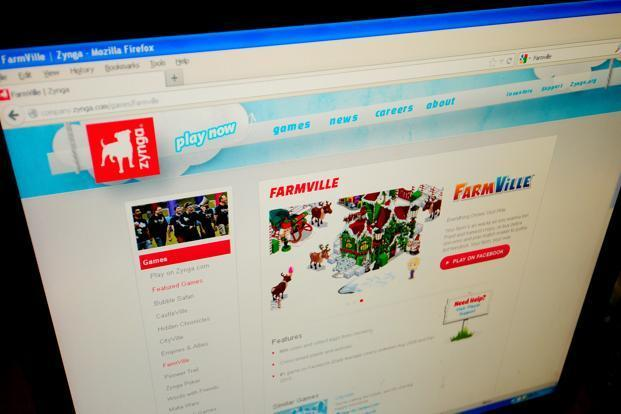 Zynga games, like 'FarmVille' and 'Mafia Wars', will still be available on Facebook's social network, but they will no longer direct users to Zynga's standalone website. Photo: Ramesh Pathania/Mint
