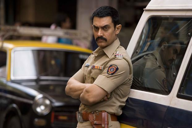 Swimming lessons: Aamir Khan's cop grapples with murder and the death of his son in 'Talaash'