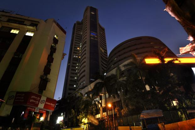 A file photo of BSE building in Mumbai.Photo: Abhijit Bhatlekar/Mint