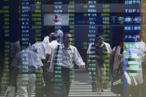 MSCI's broadest index of Asia-Pacific shares outside Japan was up 0.1% on Friday, after rising 1.1% to close at its highest level in nearly nine months on Thursday. Photo: Reuters