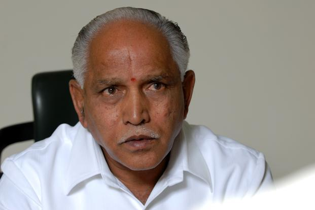 Soon after he submitted his resignation, Yeddyurappa enrolled as a primary member of the newly launched Karnataka Janata Party. Photo: Hemant Mishra/Mint