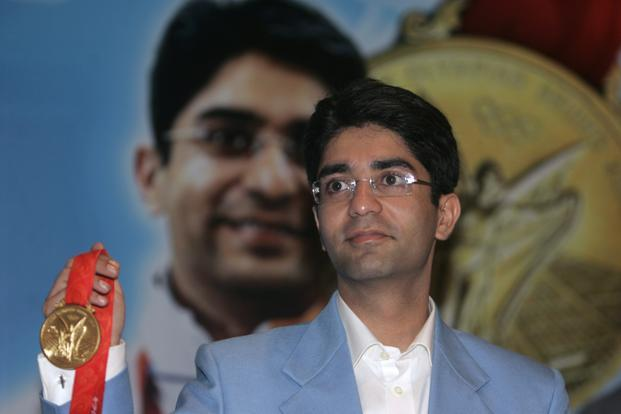 Shooter Abhinav Bindra, who won India's first individual Olympic gold at the 2008 Beijing Games, was also left hoping the ban could bring about a better governing body to run sports in India. Photo:Parth Sanyal/Reuters (Parth Sanyal/Reuters)