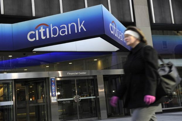 Around 6,200 of the job losses will be in the consumer banking division as Citigroup pushes a strategy of focusing on the 150 cities around the world. Photo: AFP