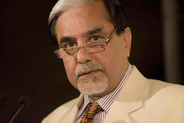 Zee Group chairman Subhash Chandra.  Additional sessions judge Raj Rani Mitra said that on 14 December, it will be decided whether their interim protection can be extended or not. Photo: Mint