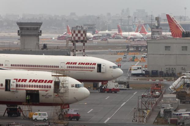 Air India expects to reduce its loss substantially through a combination of cost-cutting and revenue generation measures that are prerequisites for government support in the form of equity. Photo: Hindustan Times