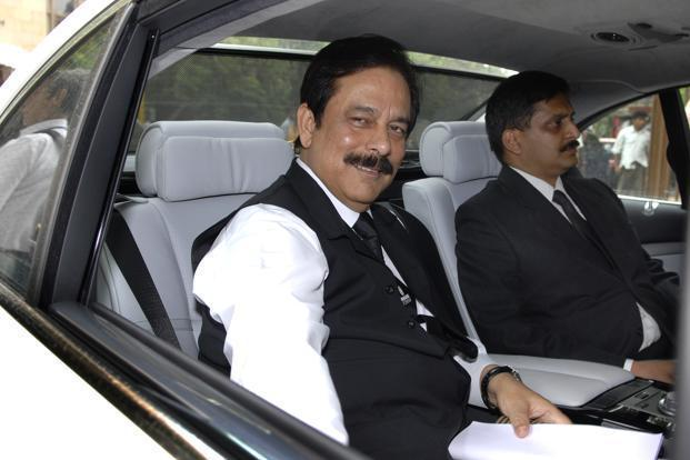Sahara group chairman Subrata Roy. According to a 9 December advertisement, Sahara India Real Estate and Sahara Housing Investment have already paid `2,620 crore to Sebi and have deposited an additional `2,500 crore as a 'buffer amount'. Photo: Abhijit Bhatlekar/Mint
