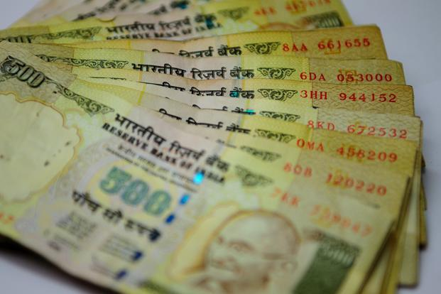 Rupee Falls For Second Day