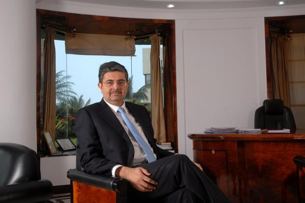 Uday Kotak has almost single-handedly built the company into an institution spanning banking, insurance, asset management, equity brokerage and also private equity within a span of about 25 years. Photo: Hemant Mishra/Mint