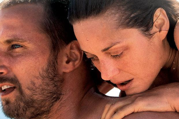 <i>Rust and Bone</i> is a French-Belgian film directed by Jacques Audiard and starring Marion Cotillard and Matthias Schoenaerts. It is based on Craig Davidson&rsquo;s short story collection with the same name.