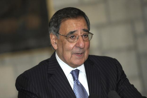 Pentagon chief Leon Panetta said his biggest concern was that the Assad regime might resort to chemical weapons in desperation. Photo: Susan Walsh/AFP
