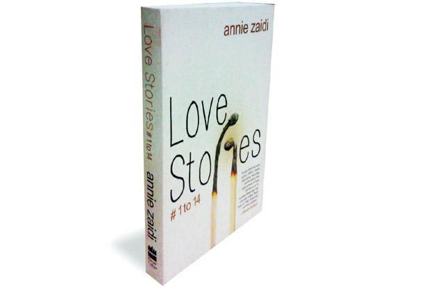 Love Stories—#1 to 14: HarperCollins, 315 pages,  Rs 350