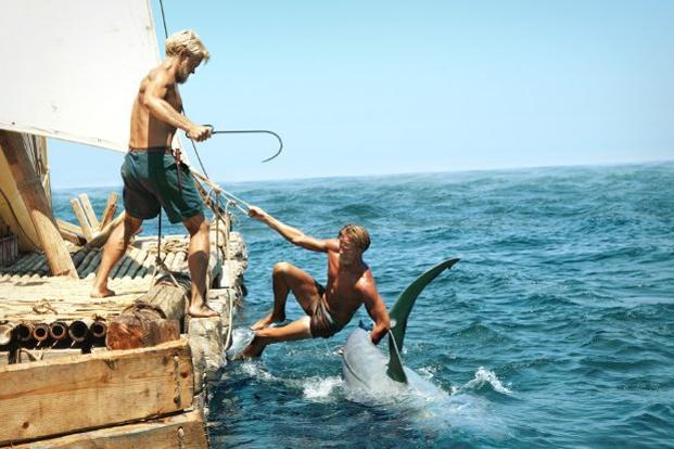 <i>Kon-Tiki</i> is a Norwegian historical drama film about the 1947 Kon-Tiki expedition. It is directed by Joachim R&oslash;nning and Espen Sandberg. The role of Thor Heyerdahl is played by P&aring;l Sverre Valheim Hagen.