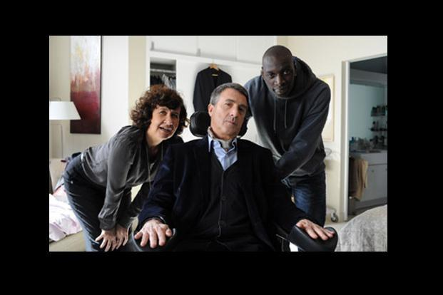 <i>The Intouchables</i> is a French comedy-drama film directed by Olivier Nakache and &Eacute;ric Toledano and starring Fran&ccedil;ois Cluzet and Omar Sy.