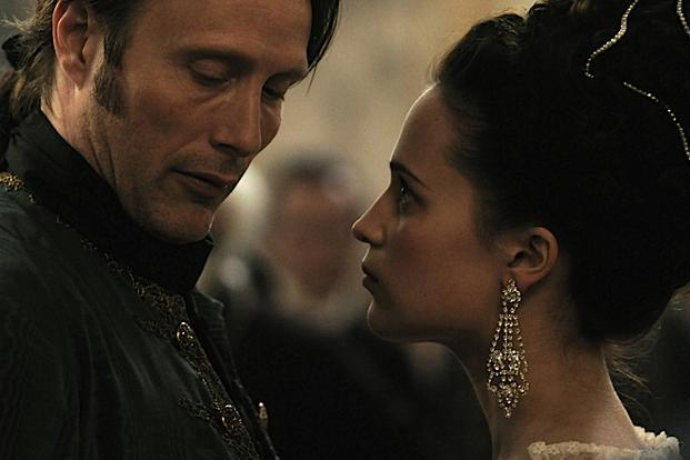 Nikolaj Arcel&rsquo;s <i>A Royal Affair</i> starring Mads Mikkelsen, Alicia Vikander and Mikkel F&oslash;lsgaard is set in the court of the mentally ill King Christian VII of Denmark it focuses on the romance between the queen and the royal physician.