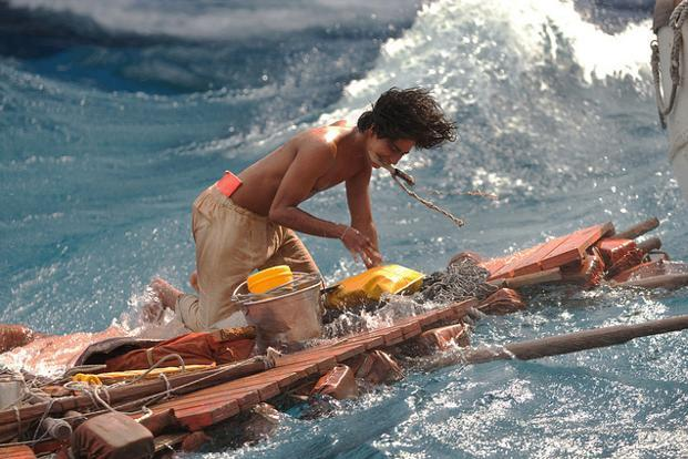 <i>Life of Pi</i> receives three nominations for best director (Ang Lee), best drama, best score (Mychael Danna).