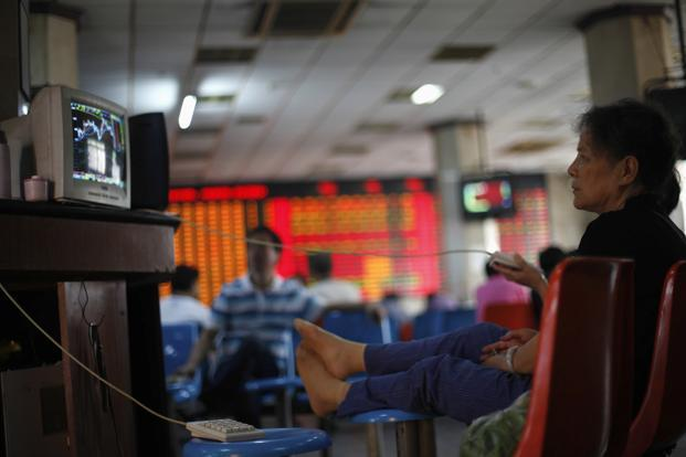 The Shanghai Composite Index jumped 2.8% while Hong Kong shares rose 0.6%. Photo: Reuters