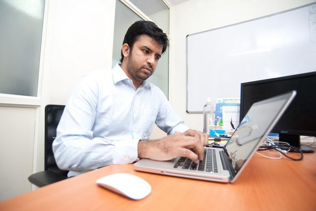 Practo Technologies co-founder Shashank N.D. Photo: Jagadeesh N.V./Mint
