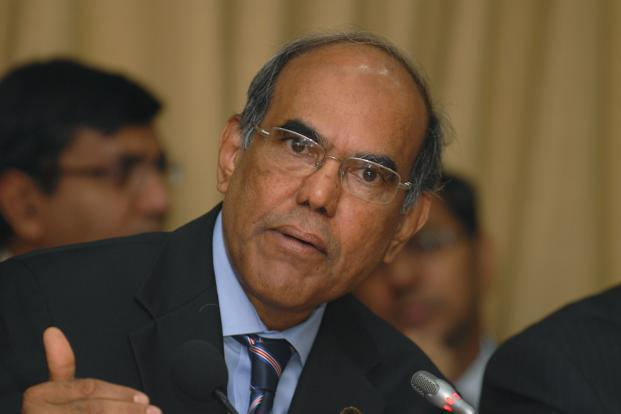 A file photo of RBI governor D. Subbarao. Photo: Hemant Mishra/Mint