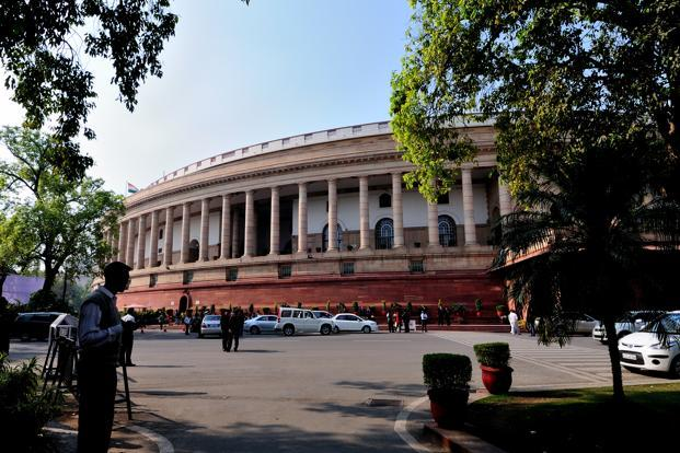 The Bill that seeks to provide reservations for SCs and STs in government office promotions was passed by a majority of 206 votes in the 245-member Rajya Sabha. Photo: Priyanka Parashar/ Mint