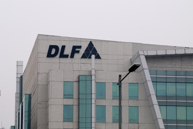 DLF's shares inched up by only 0.83% on Wednesday, compared to a 0.59% increase in the BSE Realty index. Photo: Pradeep Gaur/Mint