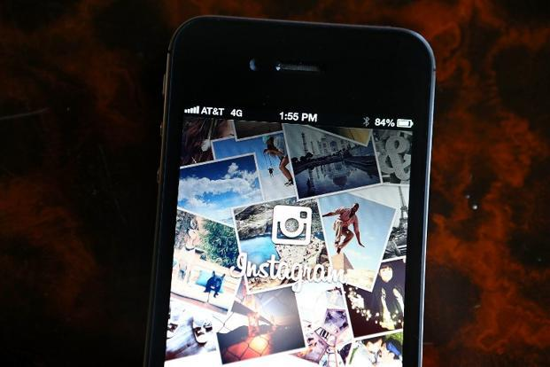 It was suggested on social networks that not only would the user cede the intellectual property rights to their pictures, but Instagram would also be able to sub-license these rights to third parties. Photo: AFP