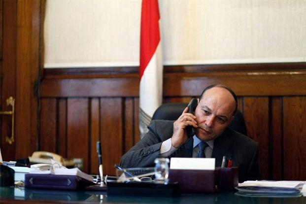 Talaat Ibrahim was appointed by President Mohamed Mursi last month as Egypt's chief public prosecutor. Photo: AFP