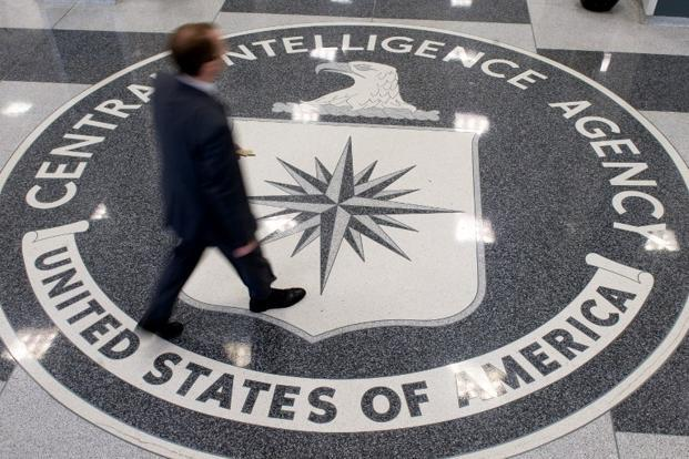 A file photo of CIA headquarters in Langley, Virginia. Photo: AFP