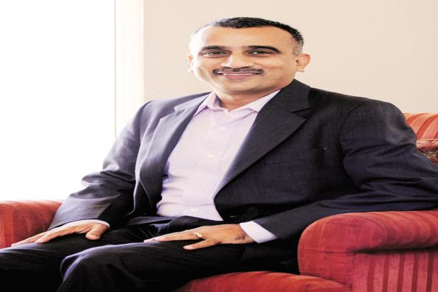 Sudhanshu Vats, group CEO, Viacom18 Media. Photo: Zafar Siamwala/Mint