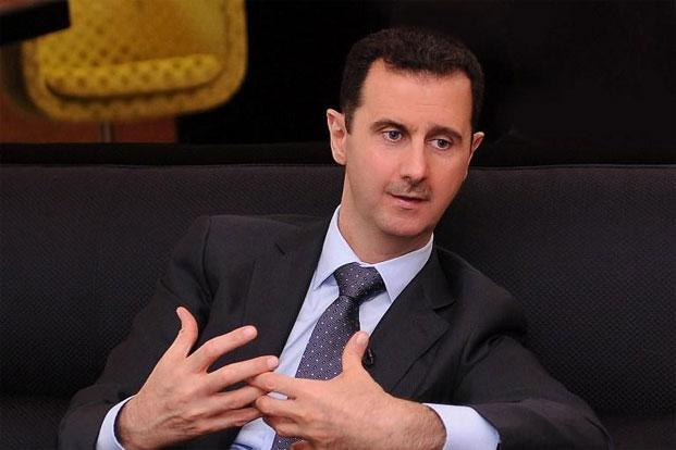 A file photo of Syrian President Bashar al-Assad. Photo: AFP