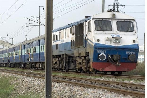 Railways has incurred a loss of `22,000 crore in the passenger segment this year, an increase of deficit of `4000 crore from the last year. Photo: Ramesh Pathania/Mint