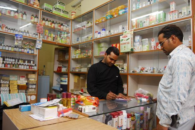 The new policy, the gazette notification for which will be issued this week, uses market-based pricing formulae to arrive at the maximum retail prices for the national list of essential medicines which, domestic pharma firms say, makes it unsustainable for them to keep producing the drugs. Photo: Pradeep Gaur/Mint