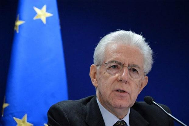 Even if he confirms his entry into the campaign, Italian Prime Minister Mario Monti appears unlikely at this stage to return to office but his involvement could strengthen a centrist alliance and help shape the agenda of the next government. Photo: AFP
