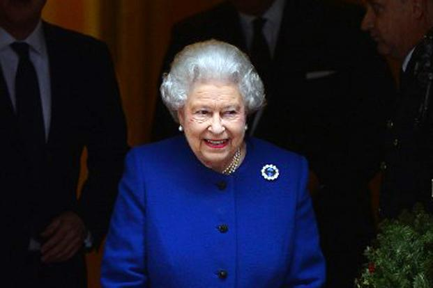 The tribute comes at the end of a landmark year for the royal family, with Queen Elizabeth marking 60 years on the throne with the Diamond Jubilee celebrations. Photo: AFP