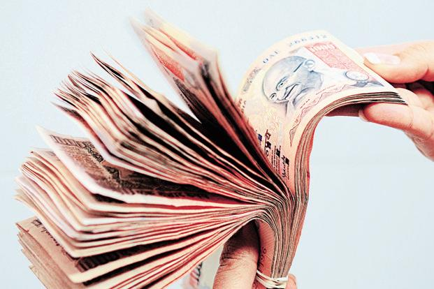 The Indian currency has lost 3.46% against the dollar in 2012. Photo: Priyanka Parashar/Mint