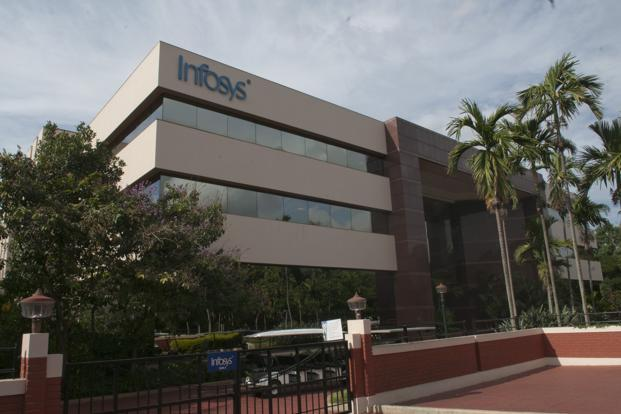 Infosyslost its bellwether status and stopped forecasting revenue growth in 2012. Photo: Aniruddha Chowdhry/Mint