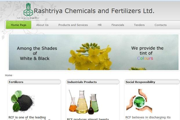 The government, which owns 92.5% of Rashtriya Chemicals & Fertilizers, had earlier indicated it may sell 12.5% stake in the company.
