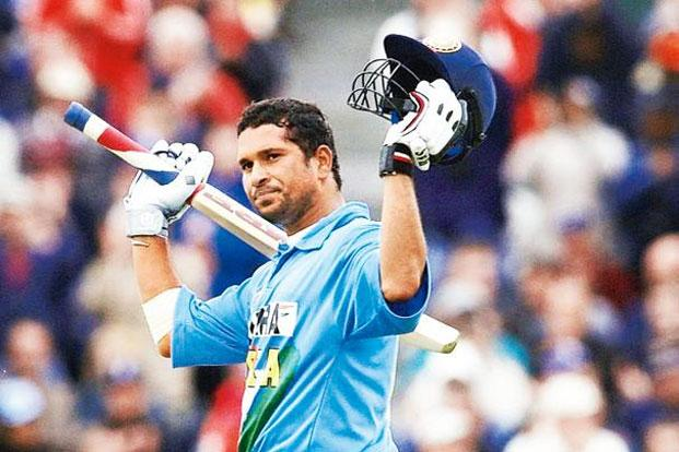 Sachin Tendulkar retired from ODIs this month. Photo: Getty Images