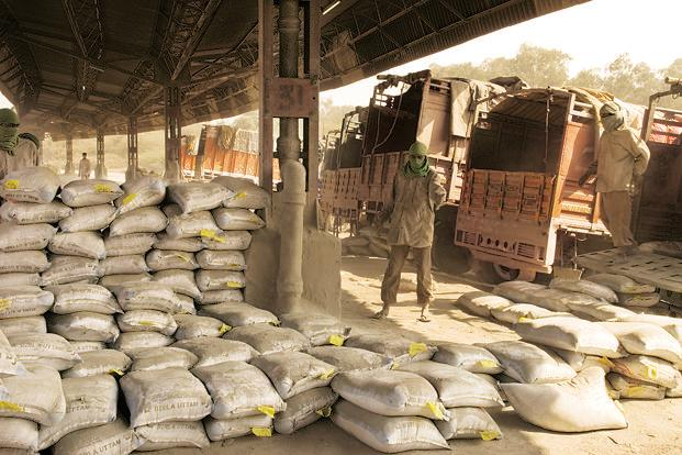 India is the world's second largest cement producer after China and is set to consume 223.8 million tonnes of the material this calendar year. Photo: Mint