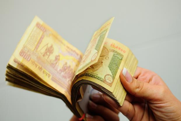 A file photo of Indian currency notes. Photo: Priyanka Parashar/Mint