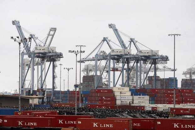 Given the global gloom, if a trade deal does come through it may help revive economic sentiment.. Photo: AFP