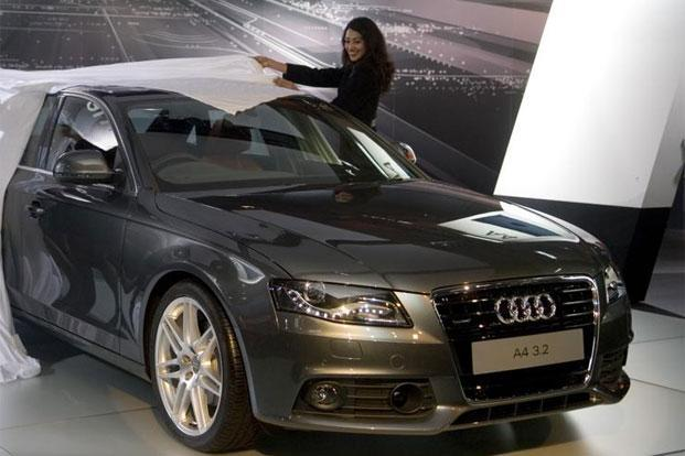 Audi To Raise Prices By Up To `3.69 Lakh From Jan