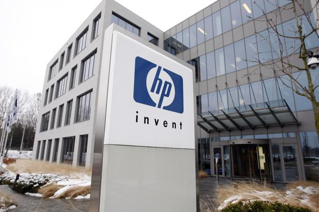 HP reported a writedown of $8.8 billion in November, including more than $5 billion it attributed to inflated data from Autonomy. Photo: Reuters