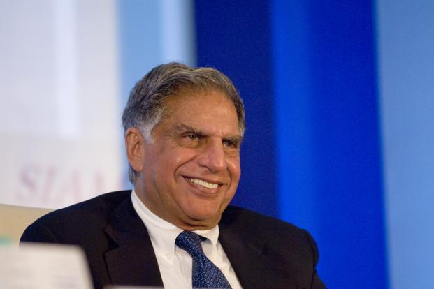 Ratan Tata retired as chairman of the Tata group on Friday after turning 75. Photo: Mint