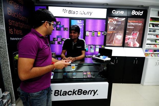 RIM had been asked to provide resolution and Web-browsing requirements in respect of BlackBerry Internet Service in consultation with the telecom service providers. Photo: Pradeep Gaur/Mint