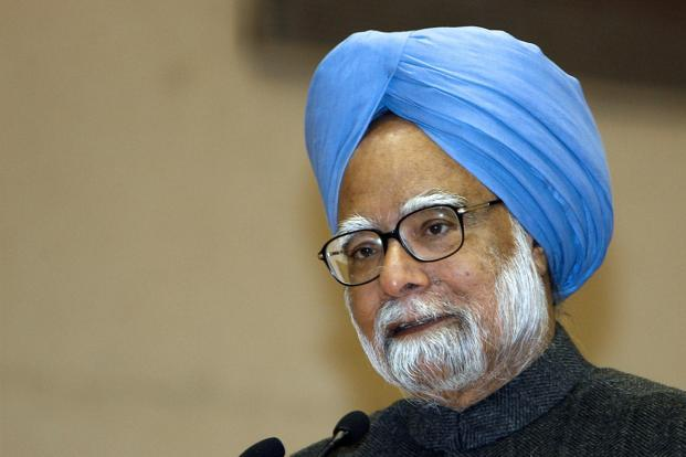 A file photo of Prime Minister Manmohan Singh. Photo: AFP